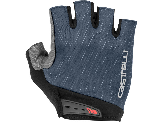 Castelli Entrata Gloves dark steel/blue